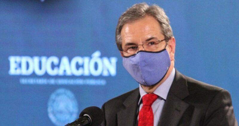 AMLO propone a Esteban Moctezuma, actual titular de la SEP, como Embajador de México en EU
