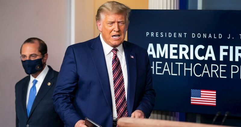 """Trump planea otorgarse """"perdón presidencial"""" antes de dejar el cargo para evitar un juicio: NYT"""