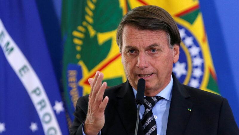 Bolsonaro sostiene que hubo fraude en las elecciones de EE.UU.