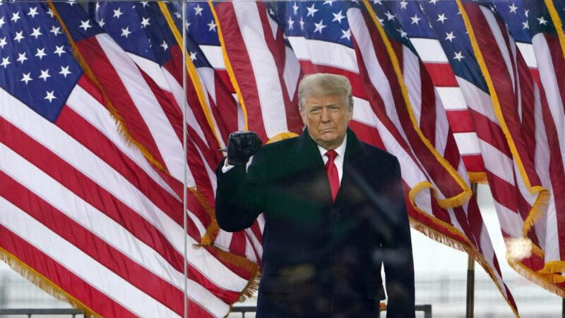 Video: Congresistas iniciarán el juicio político a Trump a mediados de la próxima semana para que abandone el cargo