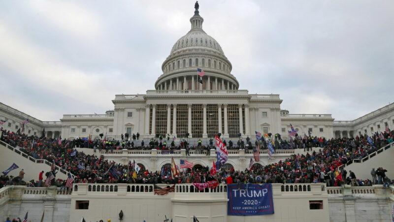 La cúpula militar de EU condena el asalto al Capitolio y sostiene que Biden será el próximo presidente del país