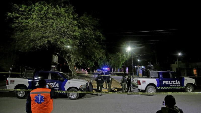 Video: Siete masacres y 150 personas asesinadas en 13 días en Guanajuato