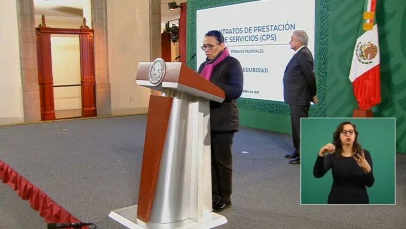 Video: AMLO, por eliminación de 8 cárceles privadas, autorizadas por Calderón. Cobran $3,500 diarios por preso. En 22 años, $ 270 mil millones y el gobierno no será dueño de nada