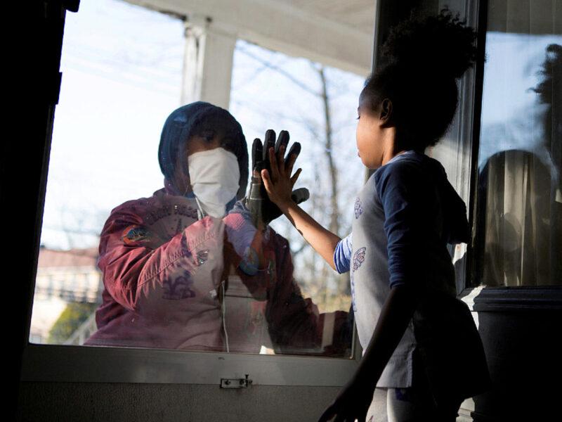 Se acerca a 2 millones la cifra de muertos por coronavirus en el mundo
