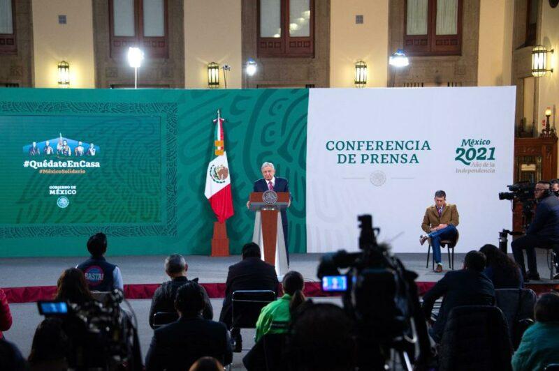La Cooperación de México con EU, sobre base de legalidad, transparencia, confianza, profesionalismo y respeto a la soberanía: AMLO
