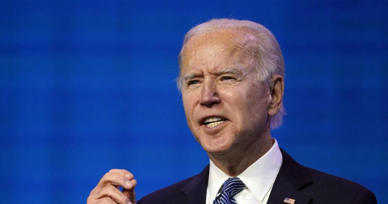 Biden anuncia plan de 1.9 billones de dólares para familias, vacunas y la reactivación de la economía