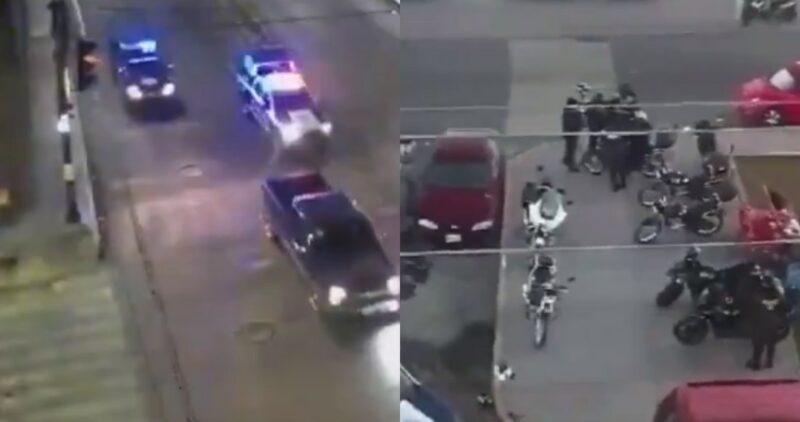 Video: Menor de edad es raptado por policías municipales en Edomex; exigían 10 mil pesos a familia