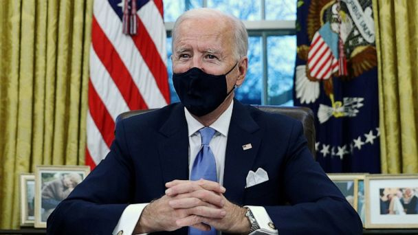 Biden firma órdenes ejecutivas para apoyar a 41 millones de personas con crisis alimentaria, 10 millones de desempleados y 14 millones de inquilinos sin dinero para pagar alquiler