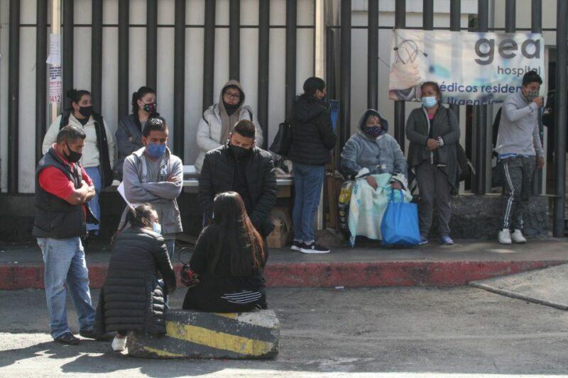 Video: La Ciudad de México tiene 88% de ocupación hospitalaria y con semáforo rojo: Sheinbaum