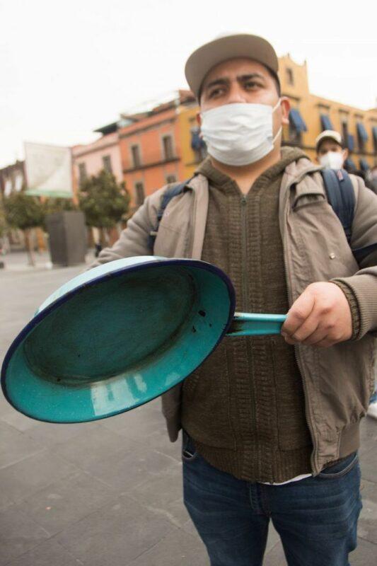 La Ciudad de México está en pico de contagios y de hospitalizaciones, afirma Sheinbaum. Sin embargo, restauranteros protestan y reabren