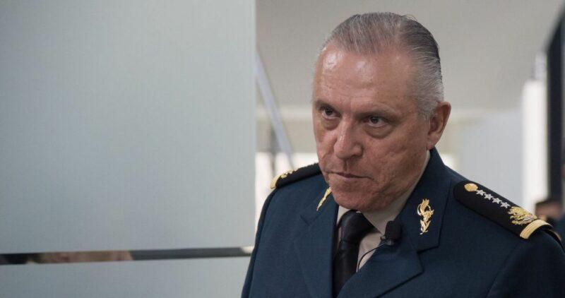 La Fiscalía General de la República publica el expediente completo de la investigación contra Salvador Cienfuegos