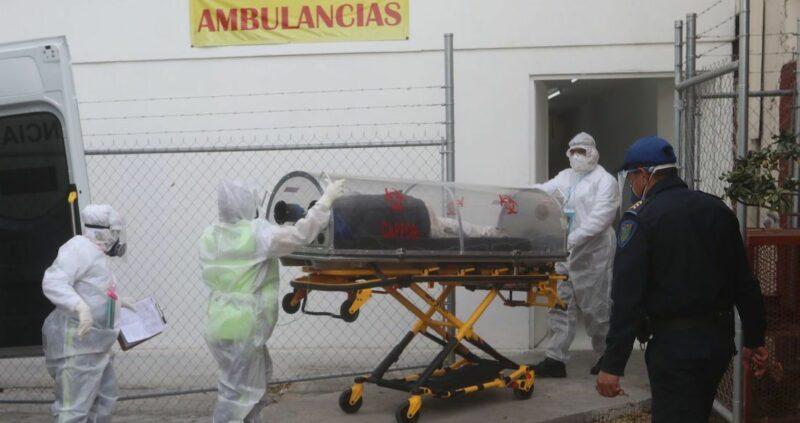 El posible portador de la variante británica de SARS-CoV-2 falleció en el Hospital de Pemex, NL