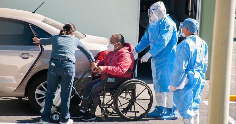 México acumula un millón 448,755 casos de COVID-19: Secretaría de Salud; los decesos ya suman 127,213