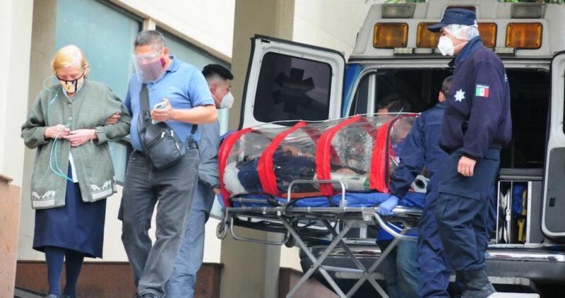 La Ciudad de México supera 90% de ocupación hospitalaria; México ya acumula 133,703 muertes por COVID-19