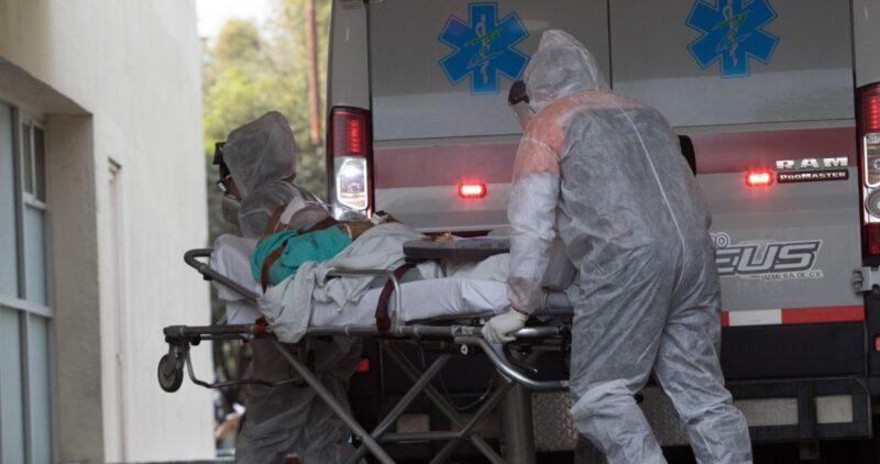 Videos: El virus mantiene secuestrada a la megalópolis: Semáforo Rojo en Edomex y CdMx. El encierro sigue