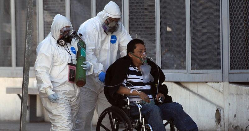 """Día 237 de """"la nueva normalidad"""": México llega a un millón 732 mil contagios y 147 mil 614 muertes por COVID"""