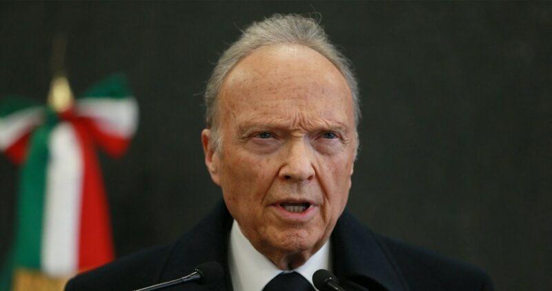 Anuncia el Fiscal Gertz Manero que solicitará un juicio internacional contra la DEA y otros organismos de EU para que respondan por qué retiraron cargos al general Cienfuegos