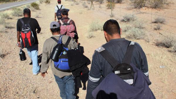 Gobiernos de AMLO y Biden acuerdan crear nueva estrategia frente a migración