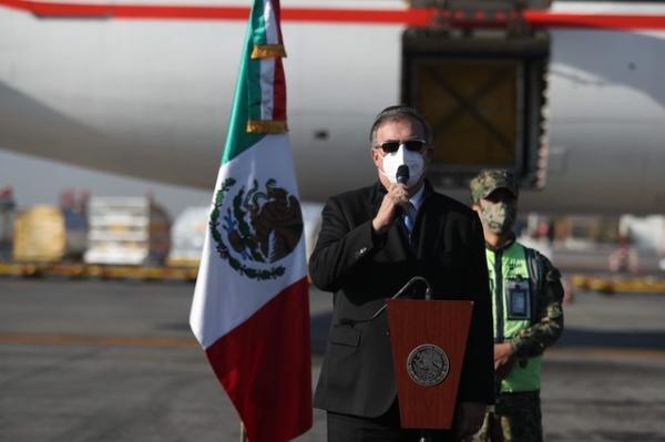 Este viernes será detallado el abastecimiento de vacunas contra COVID-19 a México