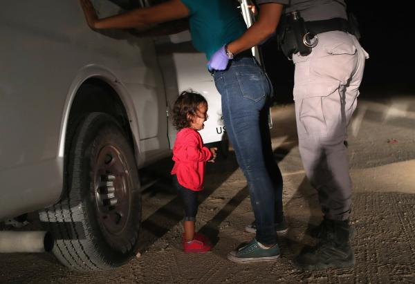 Mata guardia fronterizo a migrante que intentó ingresar a EU