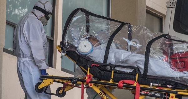 """Día 245 de """"la nueva normalidad"""": México llega a un millón 857 mil contagios y 158 mil muertes por COVID"""