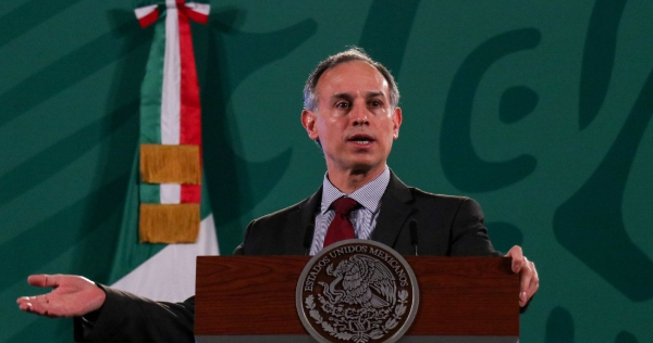 Son absurdos los rumores sobre derrame cerebral de AMLO o que no tiene COVID, dice López-Gatell