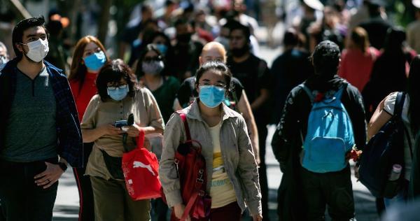 México suma 18,670 contagios y 1,506 decesos en 24 horas. La COVID-19 deja ya 155,145 fallecidos
