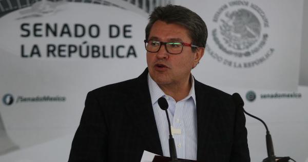 Video: El líder de Morena en el Senado, Ricardo Monreal, anuncia iniciativa para regular redes sociales en México