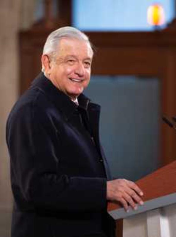 El presidente electo Joe Biden confió a AMLO que México maneja mejor la pandemia que EU