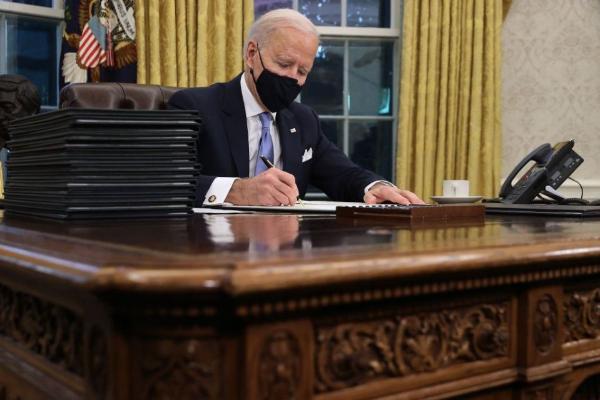 Celebran que en su primer día como presidente, Joe Biden impulse la reforma migratoria, proteja a dreamers y los conduca a su legalización
