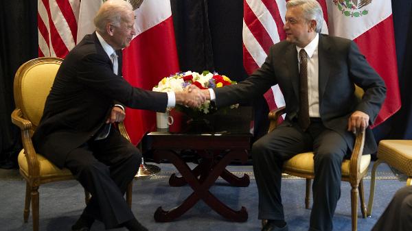 AMLO y Biden hablan por segunda ocasión en un mes. Serán buenas las relaciones: Presidente de México