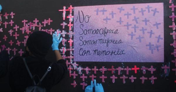 Presentan un plan para frenar la violencia contra las mujeres. Reportan reducción de los feminicidios, que ocurren, mayoritariamente, en Ciudad Juárez y Tijuana