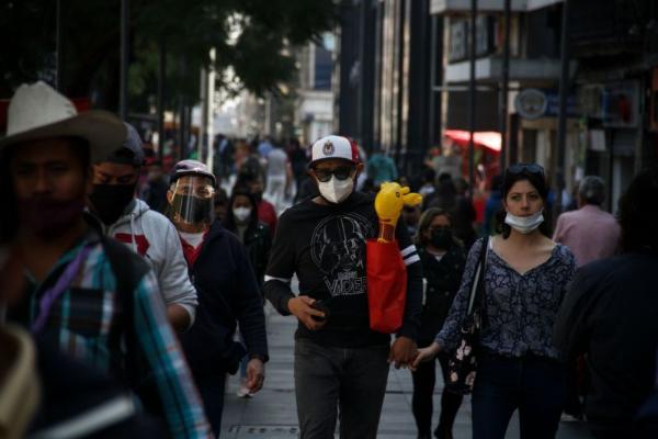 Video: La Ciudad de México cerrará enero en semáforo rojo por COVID-19. Hay ya 42,468 casos activos y se han acumulado 26,152 muertes