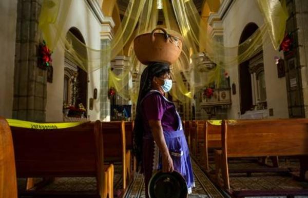 Artesanas de Oaxaca, entre las olvidadas en la pandemia