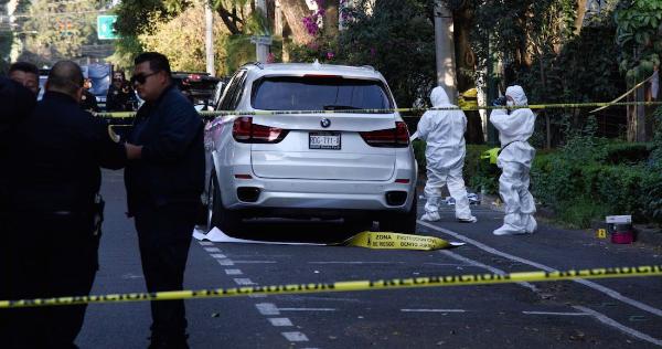 El empresario asesinado en CdMx tendría ligas con excolaborador de Mancera, asegura Sheinbaum
