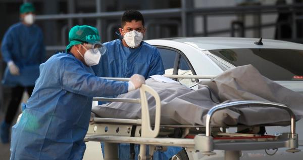 """Día 238 de """"la nueva normalidad"""": México se acerca a las 150 mil muertes por COVID. Van 149 mil 084"""