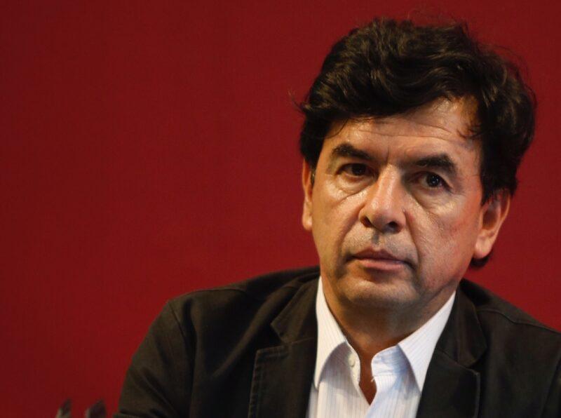 Ramírez Cuevas, vocero de Presidencia, da positivo a Covid-19