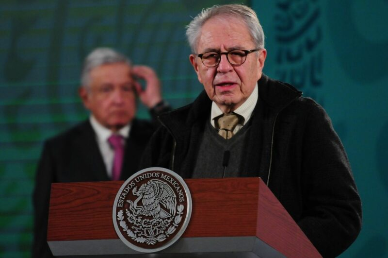 Detalla el titular de Salud el protocolo sanitario en torno a López Obrador