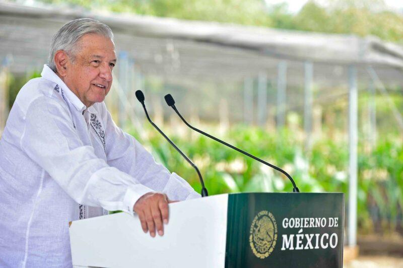 Videos: Guerrero, prioritrio por su desigualdad: AMLO. Ampliará el programa Sembrando Vida, que entrega $5 mil pesos al mes a 400 mil beneficiados