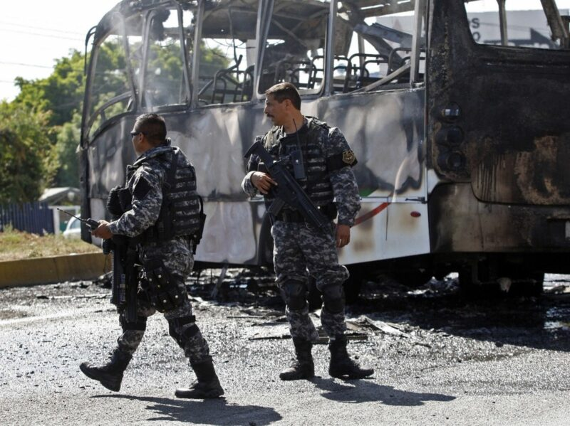 El Cartel Jalisco Nueva Generación, entre las tres bandas más peligrosas del mundo, afirma la DEA. Ofrece 20 millones de dólares a quien ofrezca información para capturarlo
