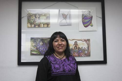 Muere de Covid Leticia Ánimas, coordinadora de becas para el bienestar