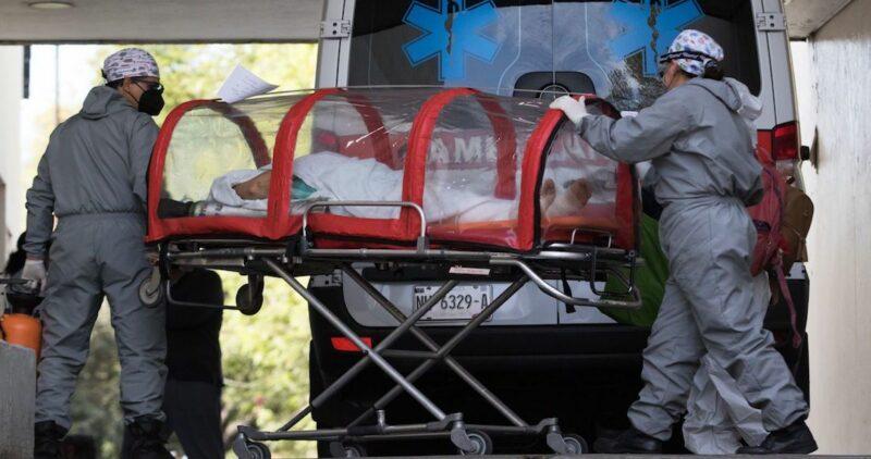 Video: Guanajuato y Morelos se suman al Semáforo Rojo de COVID: Salud; ya son 5 estados en alerta máxima