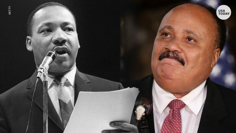 Videos: Martin Luther King III acompañará mañana a AMLO al homenaje al afromexicano Vicente Guerrero, en Oaxaca