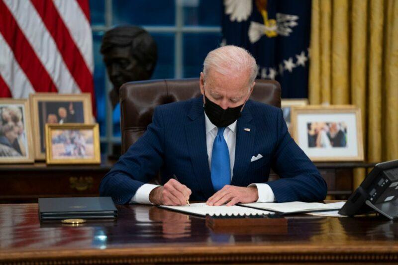Videos: Estados Unidos vuelve al Acuerdo de París