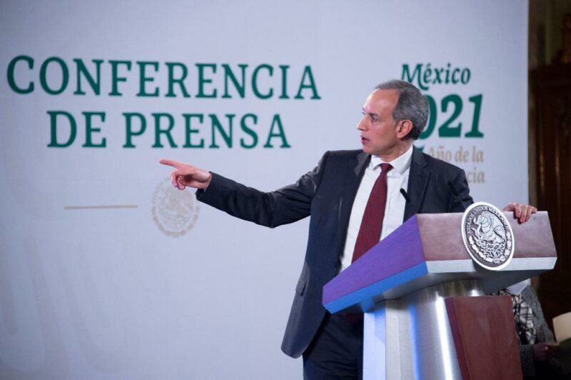 Expanden la capacidad de la plataforma del registro de adultos mayores para lograr rendimiento eficaz en dos días: López Gatell