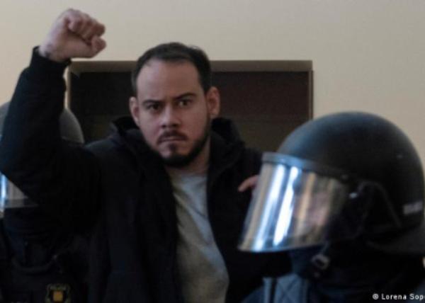 Videos: Cuarto día de protestas en España por el encarcelamiento del rapero Pablo Hasél
