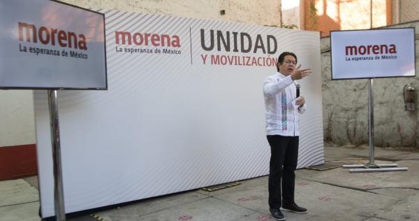 Encuesta dice que ni juntos, PRI (10%) y PAN (12%), ganan a Morena (34%) en la elección más grande de la historia de México