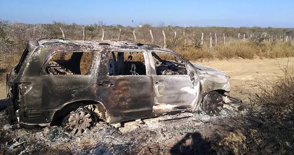 Fiscalía de Tamaulipas identifica a otras 9 personas de Guatemala entre los 19 cuerpos calcinados