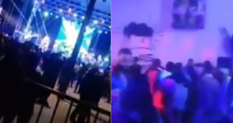"""Fiestas en pandemia: una en Sonora; otra, masiva, supuestamente organizada por """"el Cártel de Tláhuac"""""""