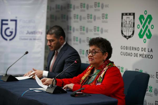 Se desviaron mil 588 millones de pesos del erario de la Ciudad de México el sexenio pasado: FGJ